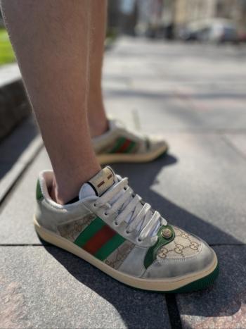 Gucci Screener GG Sneakers